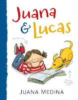 juana and lucas by juana medina book cover