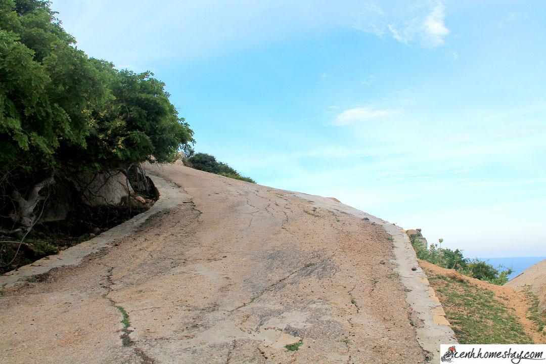 Kinh nghiệm phượt, du lịch Mũi Dinh Sơn Hải Ninh Thuận tự túc A-Z