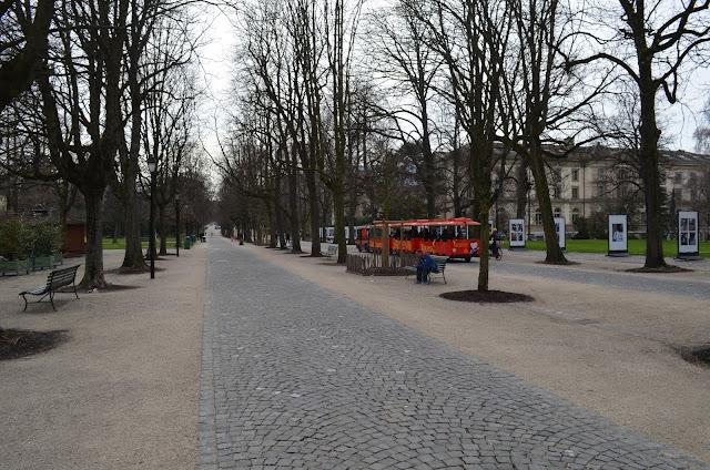 Parque dos Bastiões (Promenade des Bastions)