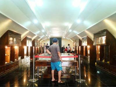 Museum Lagaligo Benteng Rotterdam Kota Makassar Photo by @ikhlasulaqmal