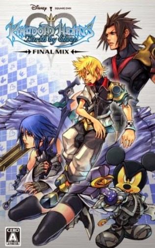 Game Kingdom Hearts Birth By Sleep PSP Android