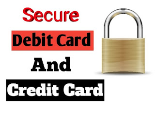How To Secure Debit Card Details