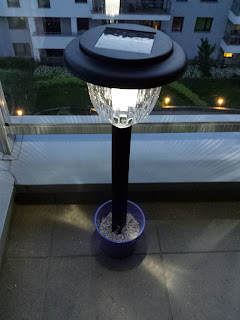 Osiedle adria blog lampa solarna na balkon z leroy merlin - Balkon bescherming leroy merlin ...