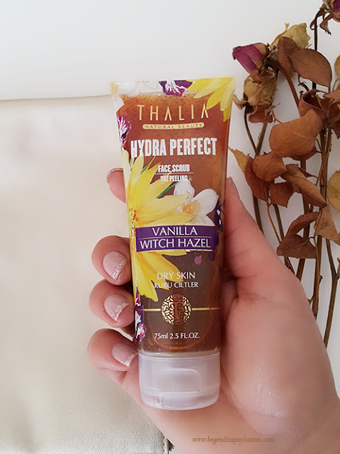 Thalia Hydra Perfect Vanilya Witch Hazel Peeling