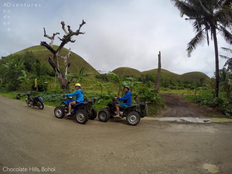 Chocolate Hills ATV Ride bohol
