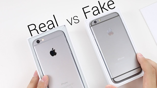 طريقة معرفة هل هاتف الايفون مقلد ام لا