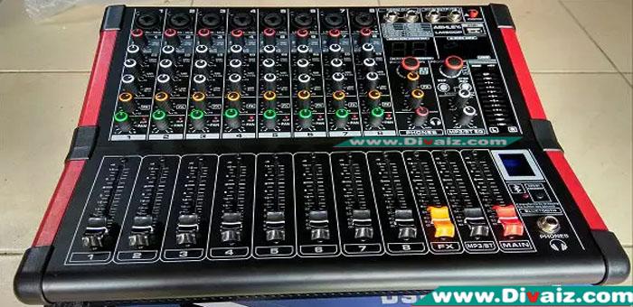 Mixer Audio Murah Kualitas Bagus