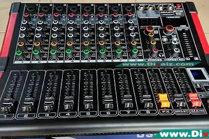 15 Mixer Audio Murah Kualitas Bagus Diawah 2 Juta