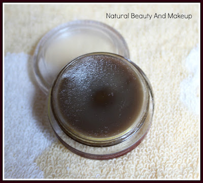 Wild Earth Dark Chocolate Lip Balm Review on the blog Natural Beauty And Makeup