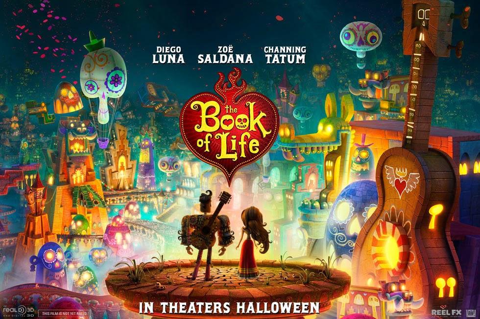 Book of Life animatedfilmreviews.filminspector.com