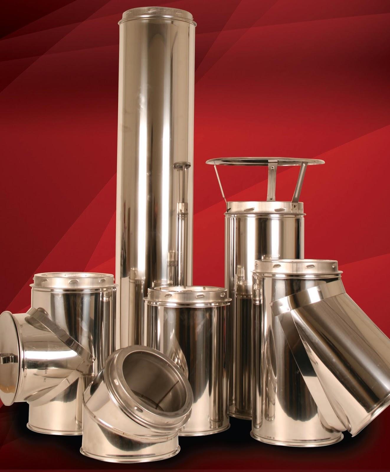 Tylko na zewnątrz Kominy i wkłady kominowe - sprzedaż montaż i serwis DL95