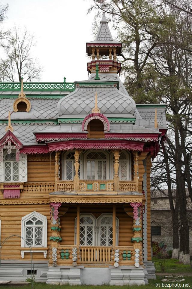 дом бугрова в володарске