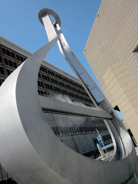 Emptyful Sculpture by Bill Pechet