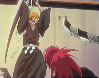 เร็นจิ vs อิจิโกะ