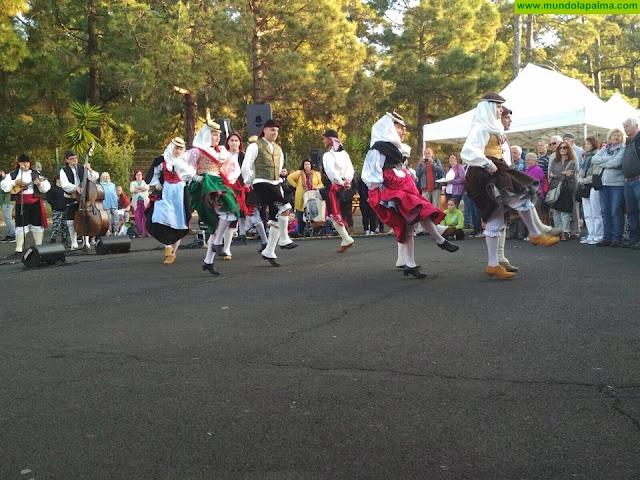 La Agrupación Folclórica Tagomate celebra su 45 aniversario el próximo viernes 1 de febrero  en la Casa de la Cultura José Luis Lorenzo Barreto de Tijarafe