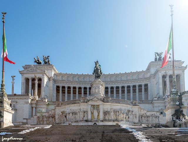 El Vittoriano, Rome, musée, monument, italie, italia, italie