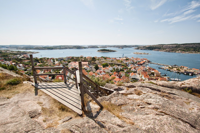 Fjallbacka-Panorama