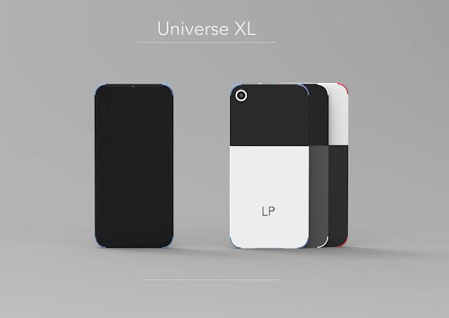 Universe XL Smartphone | 2018 | Concept