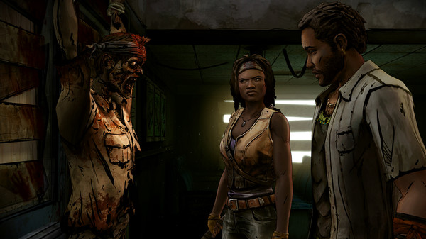 The Walking Dead Michonne Episode 2 Free Download PC