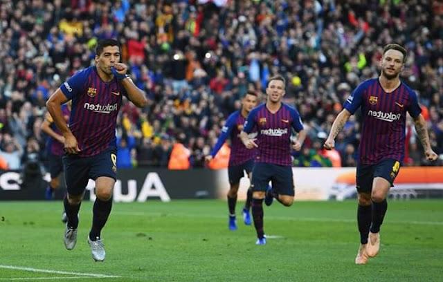 برشلونة أنهى مسيرة لوبتيغي وقتل ريال مدريد