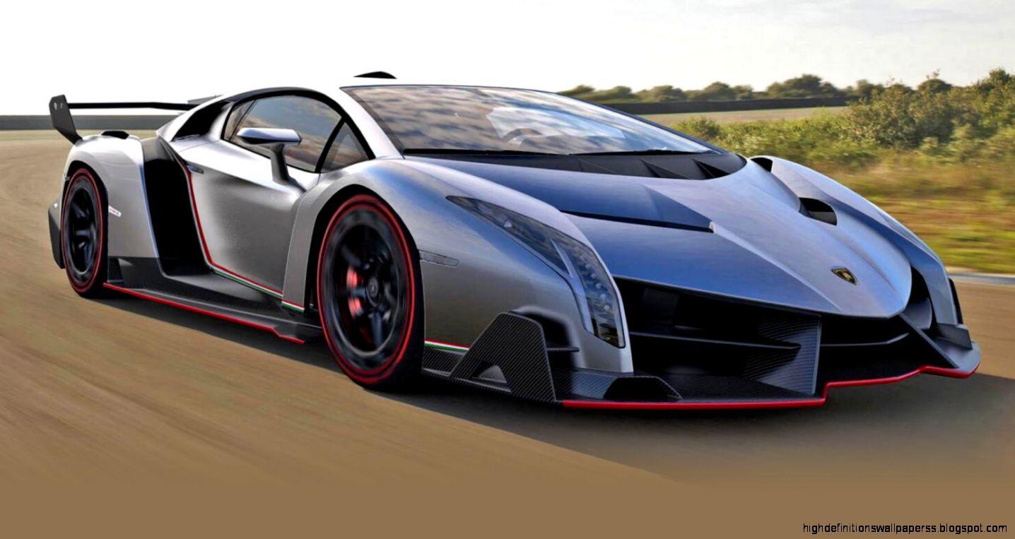 Lamborghini Veneo Silver Wallpaper Hd | High Definitions ...