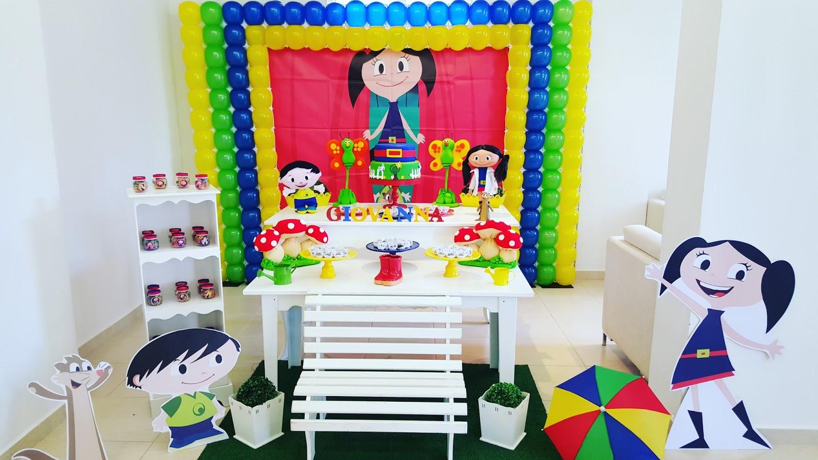 FEST CAMP EVENTOS Decoração de Festa Infantil Campinas Decoração