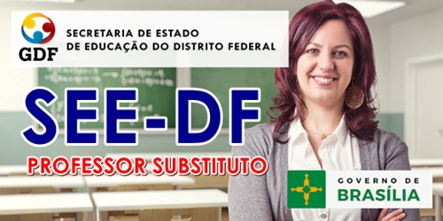 Apostila Concurso SEE DF 2017
