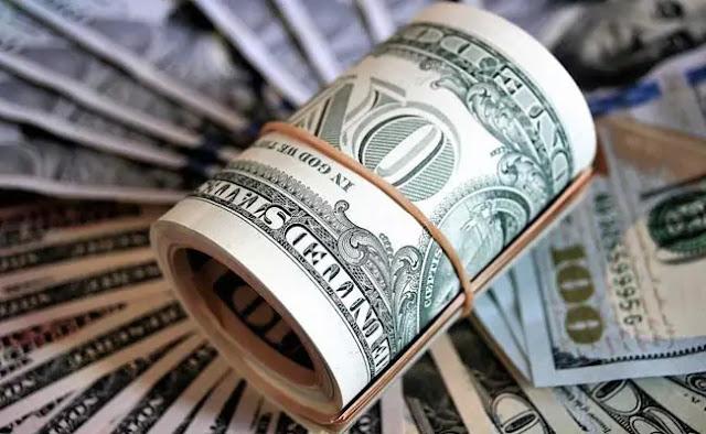 Dinheiro vivo e dólar em espécie em Miami