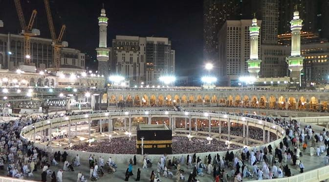 Singapura Putuskan tak Kirimkan Jamaah Haji 2020