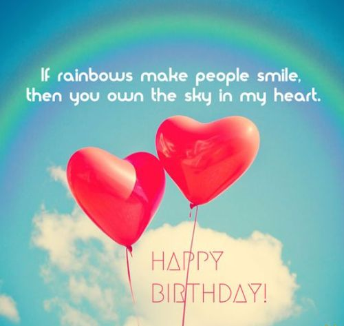 Bday Wishes Images