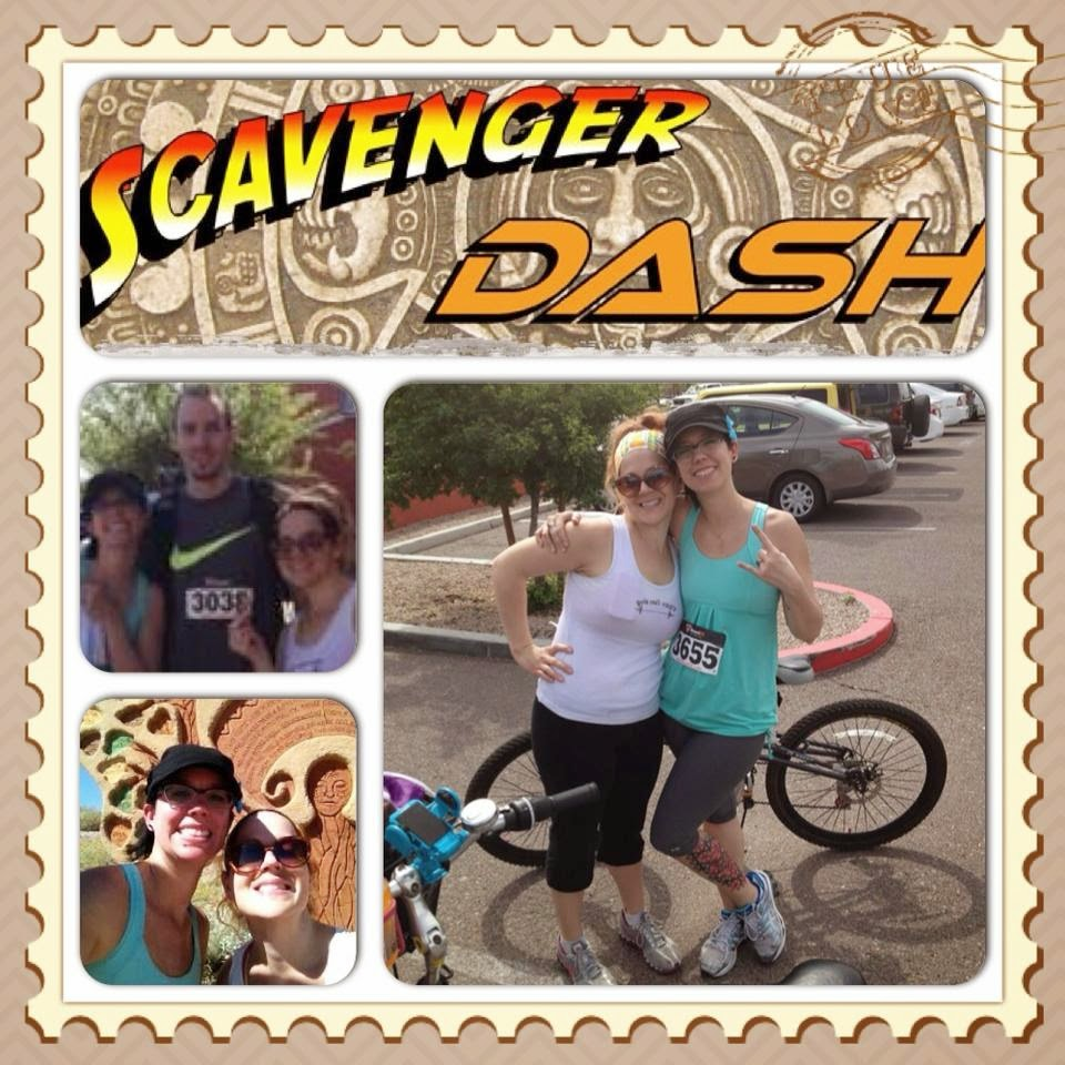 3.22.14: Scavenger Dash, 2:54