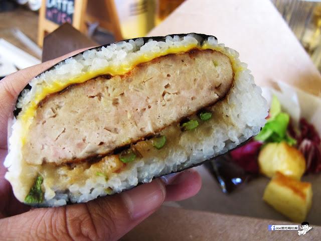 IMG 0460 - 隱藏在教師新村裡的 大小食事│客製化精緻餐盒,漢堡排川飯糰很推薦