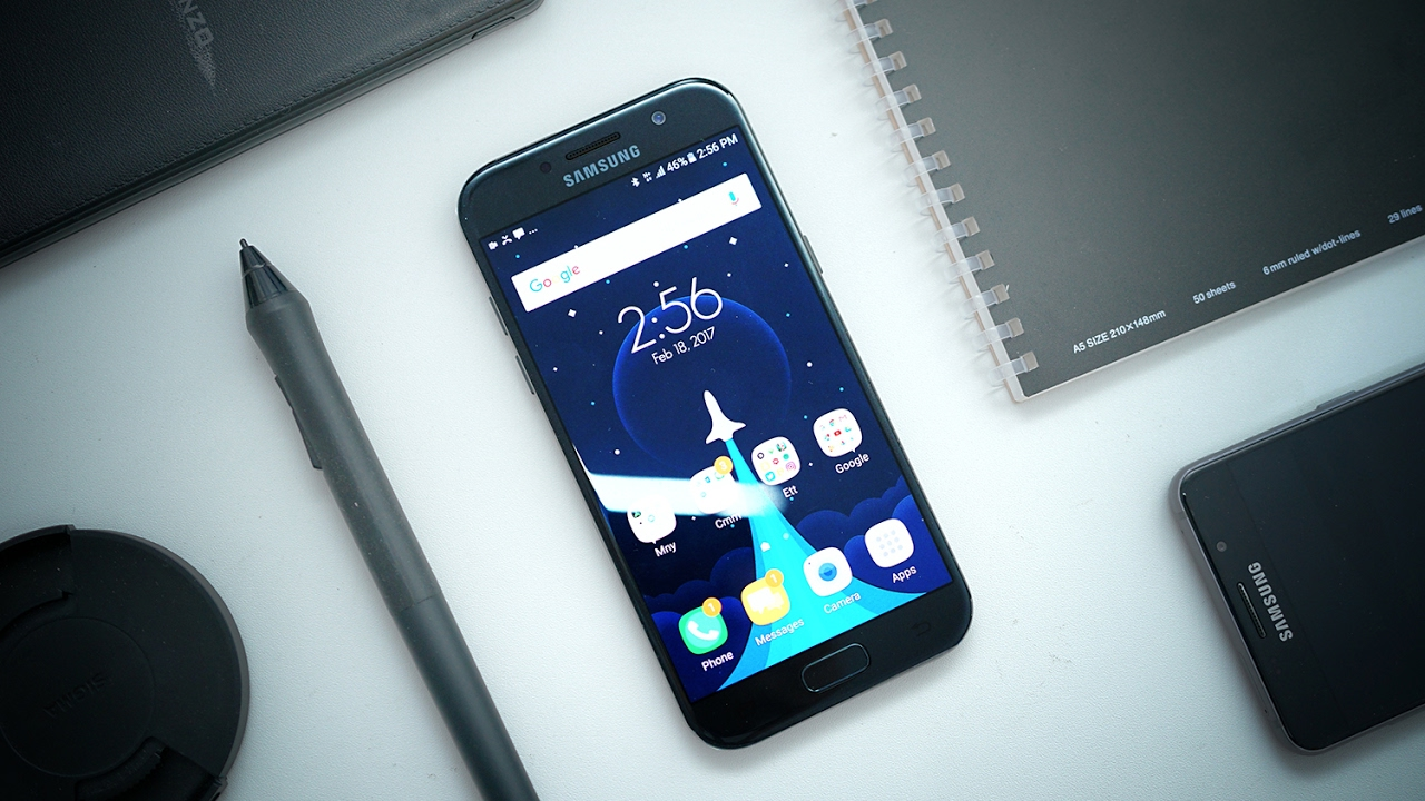 Samsung Galaxy A5 2017 - Price and Review