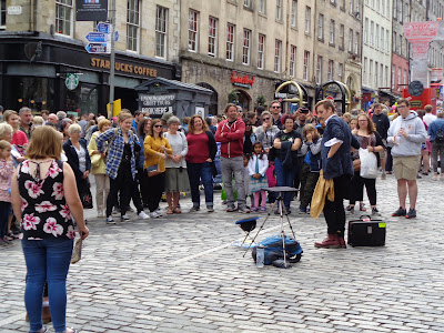 Edinburgh Fringe Time Rolls Around Again
