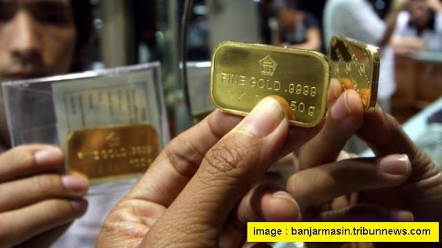 Investasi Emas Batangan - Blog Mas Hendra