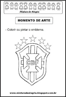 Emblema seleção brasileira