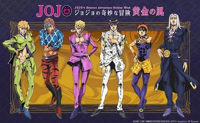 JoJo's Bizarre Adventure: Vento Aureo