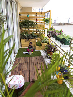 Small Balcony Garden ideas 3