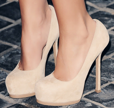 fotos de Zapatos de Tacon Comodos