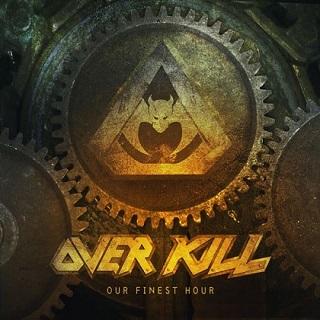 """Το lyric video του τραγουδιού των Overkill """"Our Finest Hour"""" από το ομότιτλο single"""