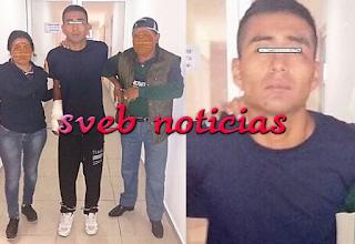 "Recapturan a ""El Cuquis"" homicida de médico David Casanova"