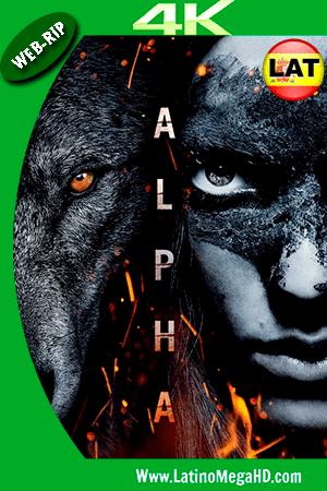 Alfa (2018) Latino Ultra HD WEB-RIP 2160P - 2018