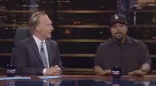 Ice cube roasts Bill Maher: sometimes you sound like a red neck trucker