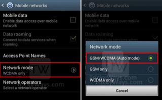 Cara Mempercepat Koneksi Internet Hp Android dengan Mengatur Network Akses Makin Kencang
