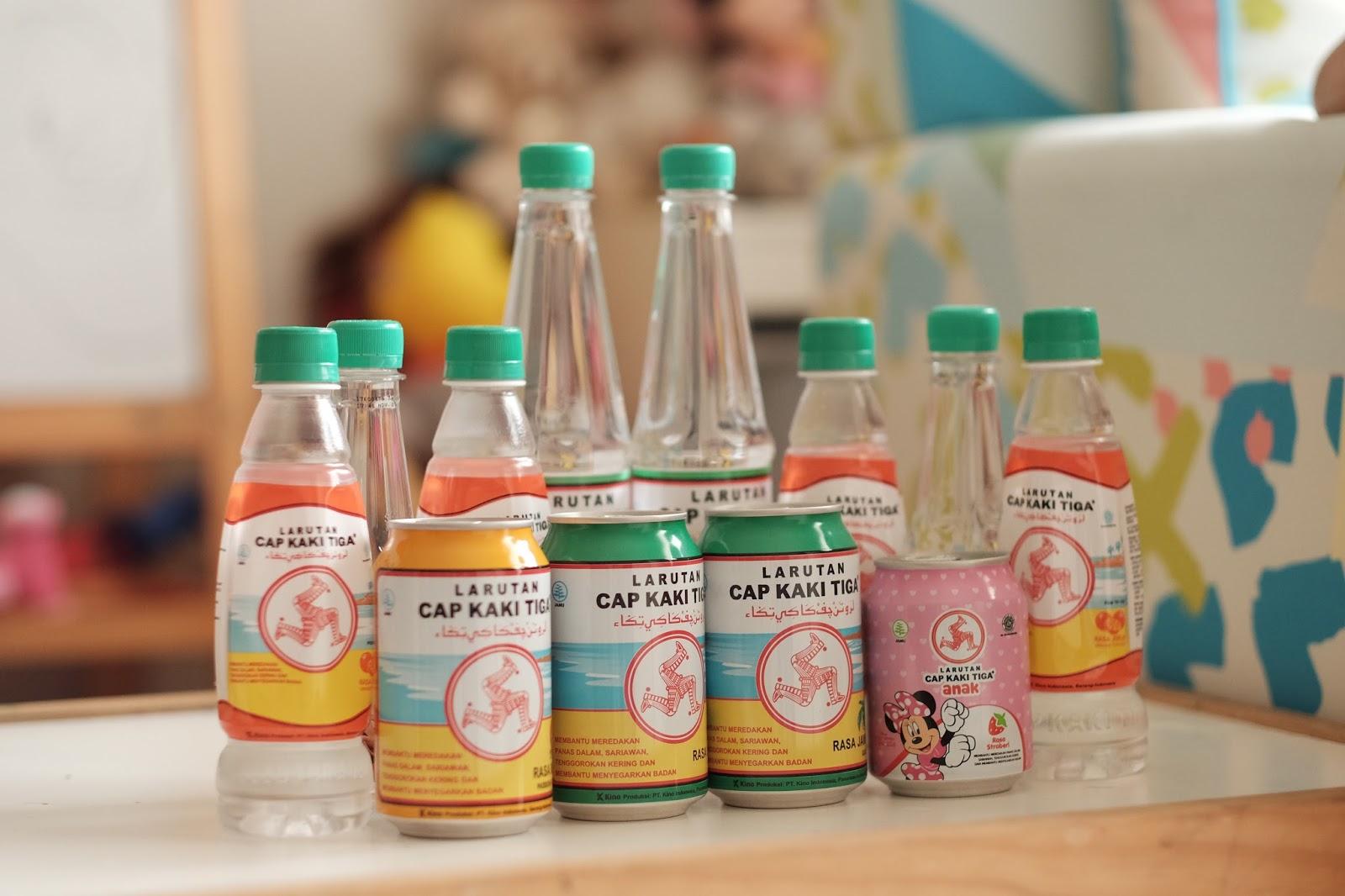 SUCI UTAMI Productive Housewife Obat Panas Dalam Anak