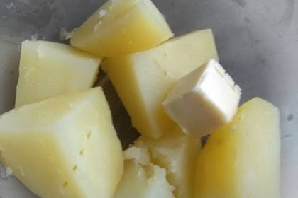 Resep Kentang Goreng Daging Untuk  MPASI 9 Bulan