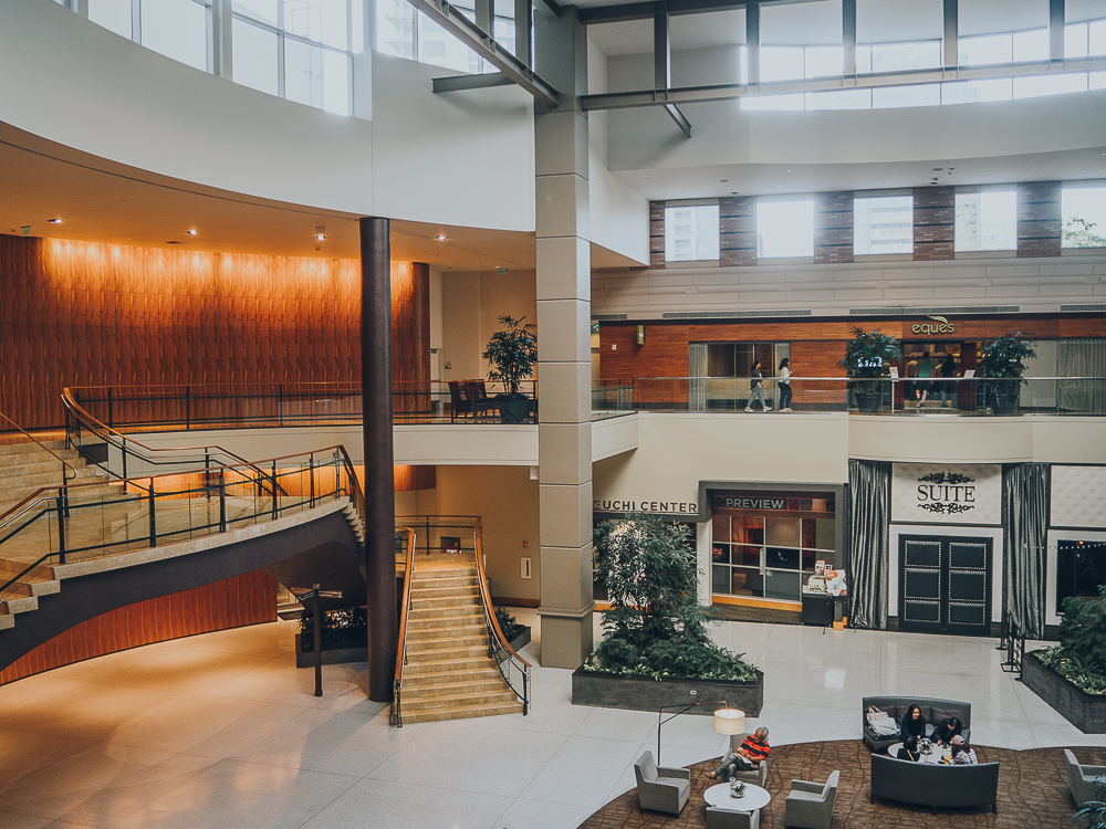 hyatt regency bellevue hotel best thing about. Black Bedroom Furniture Sets. Home Design Ideas