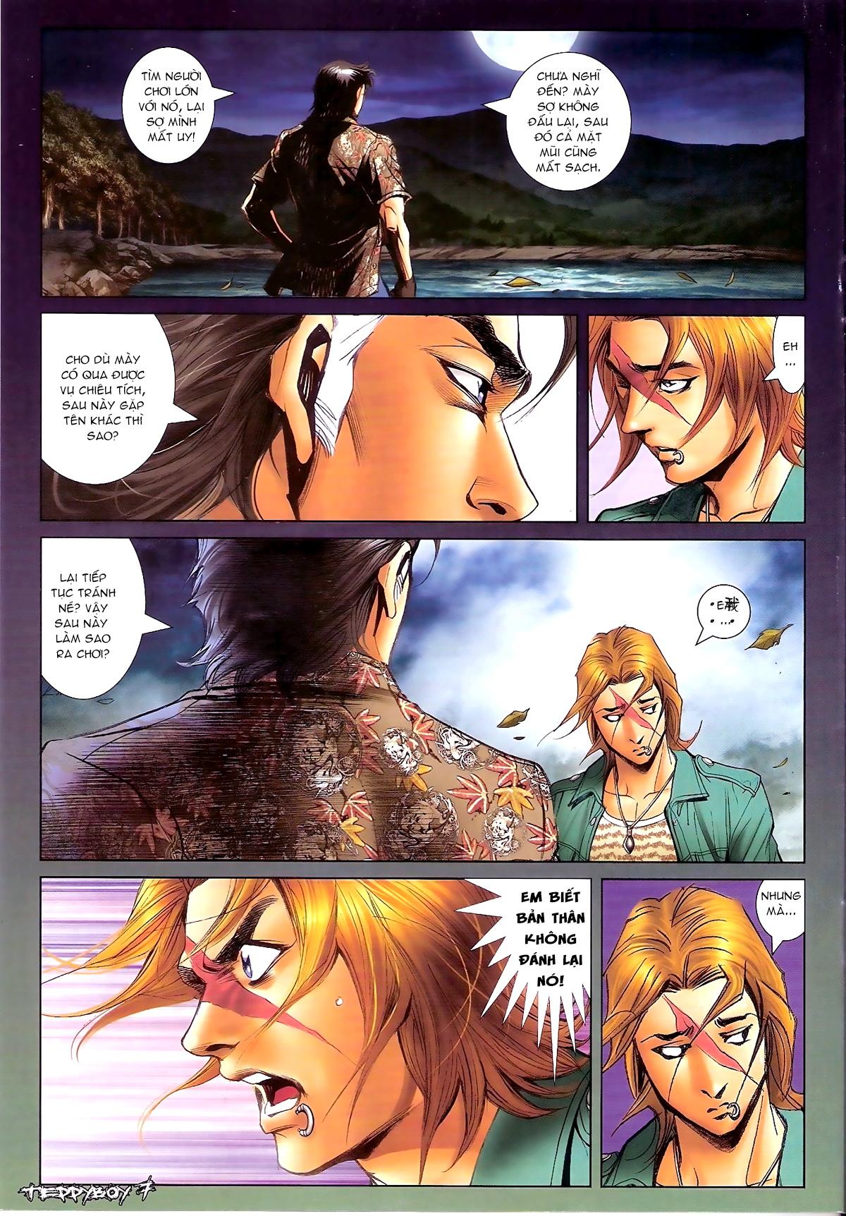 Người Trong Giang Hồ - Chapter 1336: Sát cánh cùng lên - Pic 5