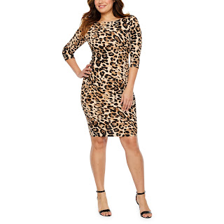 Animal Prints are Back in Season at JCPenney  via  www.productreviewmom.com