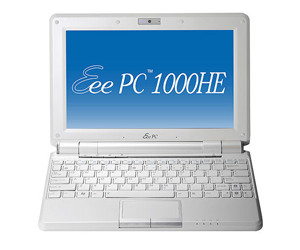 Driver do Netbook Asus Eee PC 1000HC - Windows 7